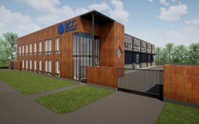 BCC Solution Oy:lle uudet energiatehokkaat toimitilat